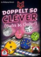 Doppelt so Clever - Board Game Box Shot