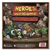 Heroes Welcome - Board Game Box Shot