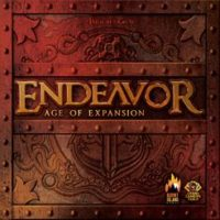 Endeavor: Age of Expansion - Board Game Box Shot