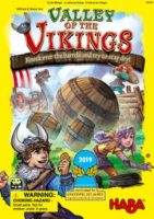 Valley of Vikings - Board Game Box Shot