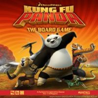 Kung Fu Panda: The Board Game - Board Game Box Shot