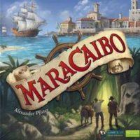 Maracaibo - Board Game Box Shot