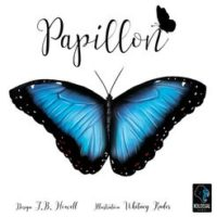 Papillon - Board Game Box Shot