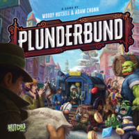Plunderbund - Board Game Box Shot