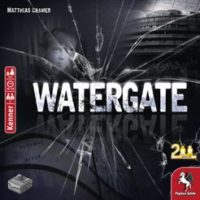 Watergate - Board Game Box Shot