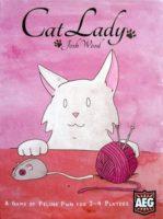 Cat Lady - Board Game Box Shot