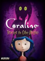 Coraline Beware the Other Mother!!! - Board Game Box Shot