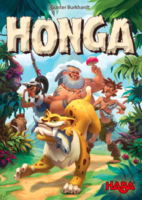 Honga - Board Game Box Shot
