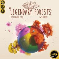 Legendary Forests - Board Game Box Shot