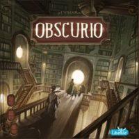 Obscurio - Board Game Box Shot