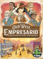 Old West Empresario - Board Game Box Shot