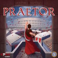 Praetor - Board Game Box Shot