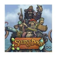 Scurvy Dogs: Pirates and Privateers - Board Game Box Shot