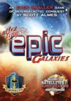Ultra Tiny Epic Galaxies - Board Game Box Shot