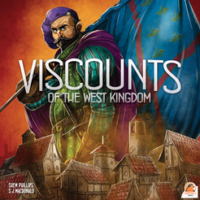 Viscounts of the West Kingdom - Board Game Box Shot
