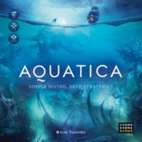 Aquatica - Board Game Box Shot