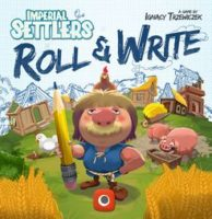 Imperial Settlers: Roll & Write - Board Game Box Shot