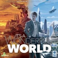 It's a Wonderful World - Board Game Box Shot