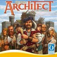 Queen's Architect - Board Game Box Shot