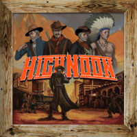 High Noon - Board Game Box Shot