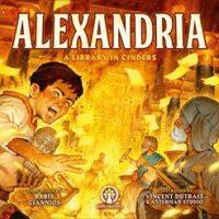 Alexandria - Board Game Box Shot