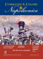 Commands and Colors: Napoleonics - Board Game Box Shot