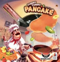 Yummy Yummy Pancake - Board Game Box Shot