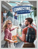 Connecting Flights - Board Game Box Shot