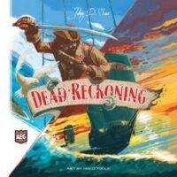 Dead Reckoning - Board Game Box Shot