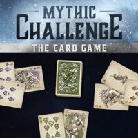 Mythic Challenge: The Card Game - Board Game Box Shot