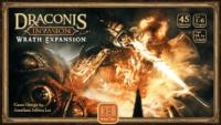 Draconis Invasion: Wrath - Board Game Box Shot