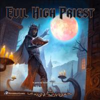 Evil High Priest - Board Game Box Shot
