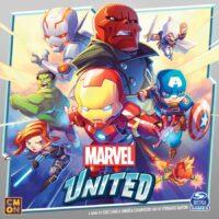 Marvel United - Board Game Box Shot