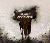 Planet Apocalypse - Board Game Box Shot
