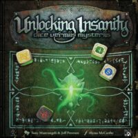 Unlocking Insanity - Board Game Box Shot